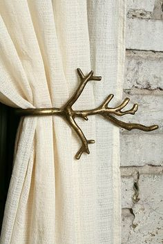 Diy Outdoor Curtain Tie Back Ideas