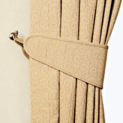 easydiy curtain tie backs