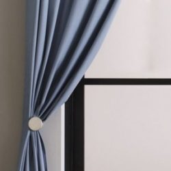 Large Curtain Tie Back Pin