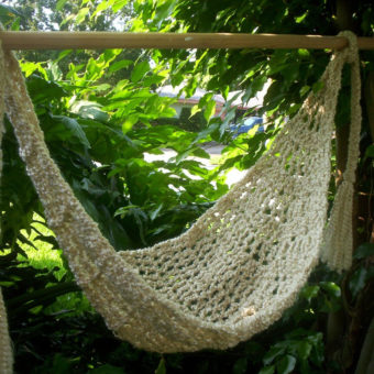 11 Macramé Hammock Patterns and Supplies