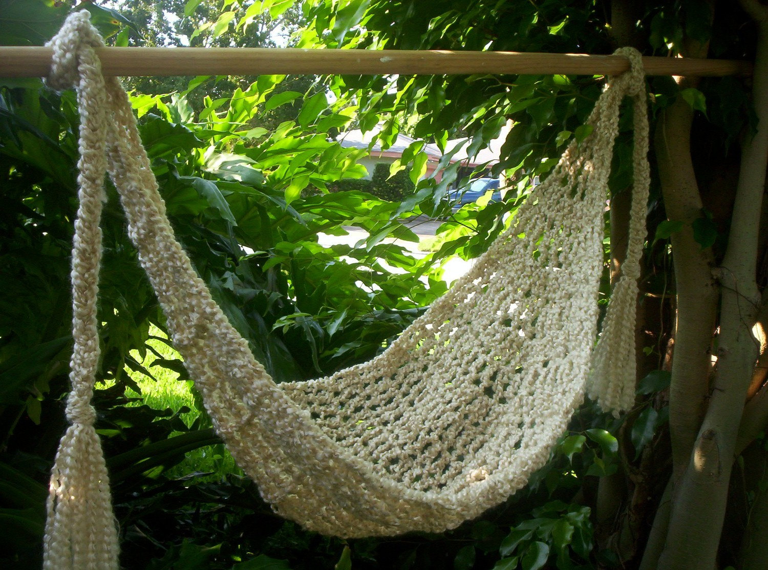 11 macram hammock patterns and supplies patterns hub
