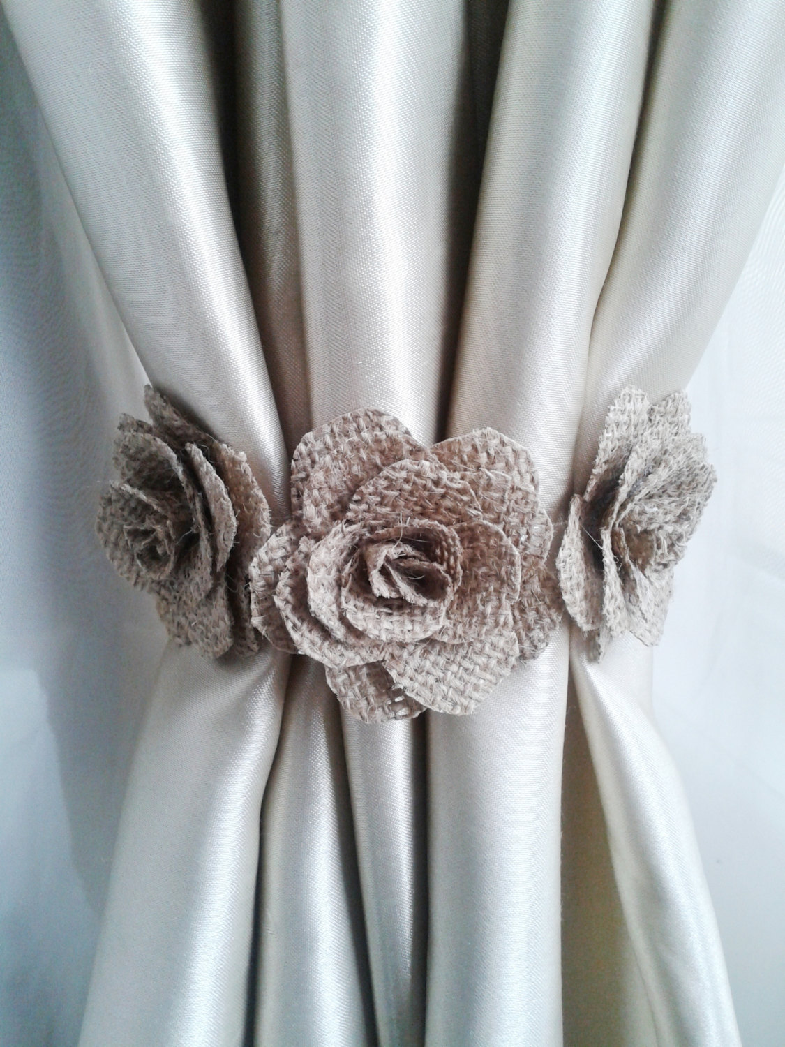 How To Make Ribbon Tie Backs For Curtains Glif Org