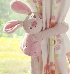 Kids' Curtain Tie Back