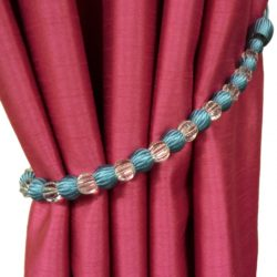 Luxury Bead Curtain Tieback