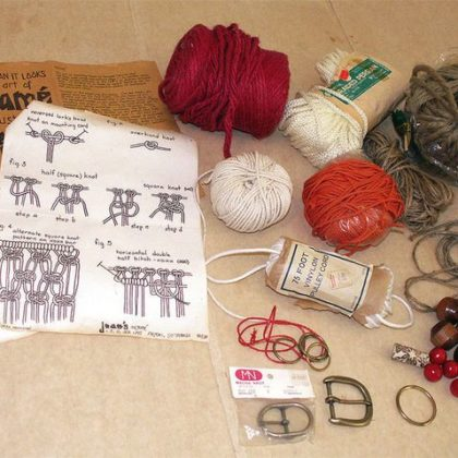 Macrame Supplies Wholesale Creative And