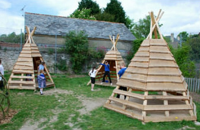 48 teepee plans that can be an inspiration for your next