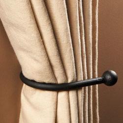 DIY Curtain Tie Back