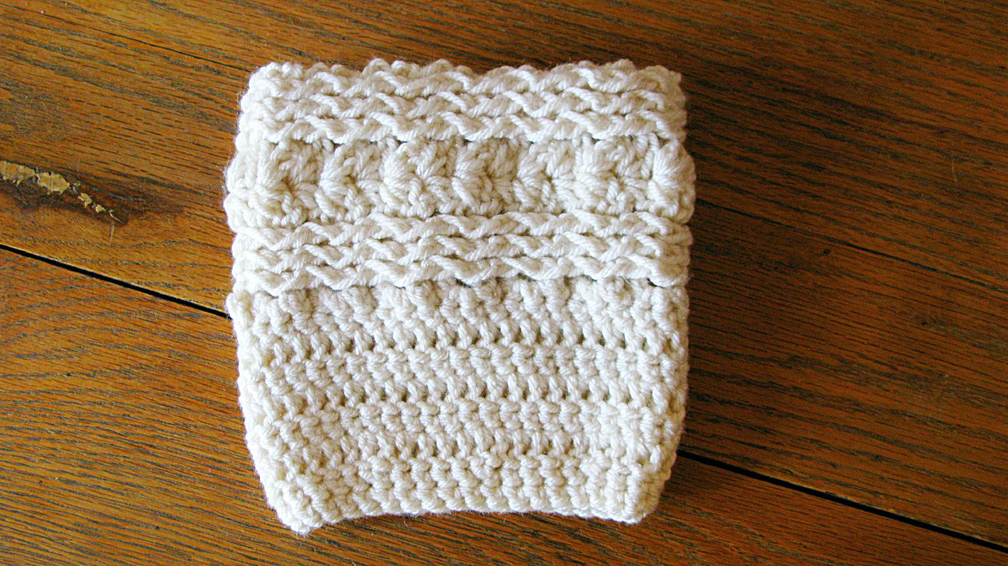 39 All Free Crochet Boot Cuffs Patterns - Patterns Hub