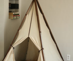 diy teepee a beautiful mess