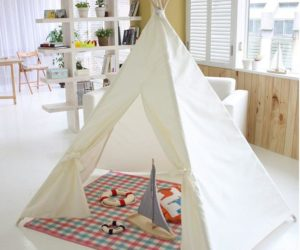 homemade teepee plans