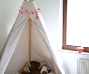 outdoor teepee plans