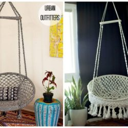 How to Make a Macramé Hammock