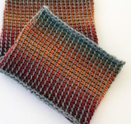 tunisian crochet boot cuffs