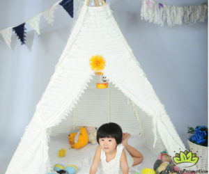 diy teepee for baby