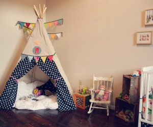 diy teepee house