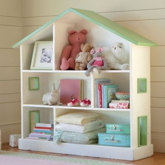 28 Dollhouse Bookcases That Can Be Perfect For Your Kids