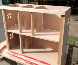 dollhouse bookcasewoodworking plans