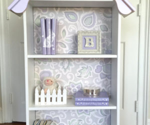 free dollhouse bookcase plans