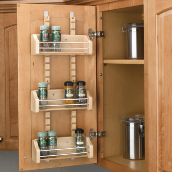 24 Latest Designs & Patterns for Your New Spice Rack