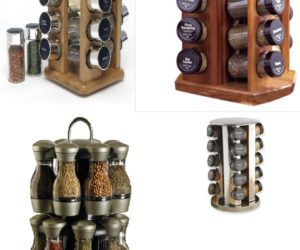 How to Build a Pallet Spice Rack