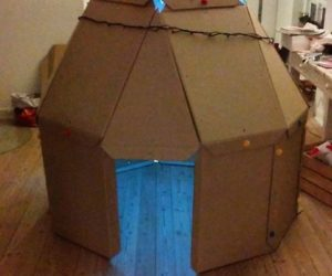 cardboard box playhouse ideas