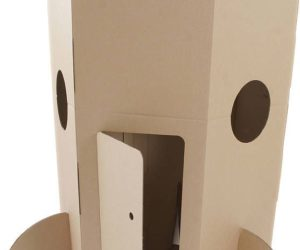 Modern Cardboard Playhouse