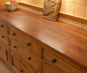 Wooden Countertops DIY