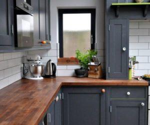 Modern Wooden Countertops