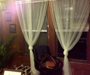 No-Sew Curtain