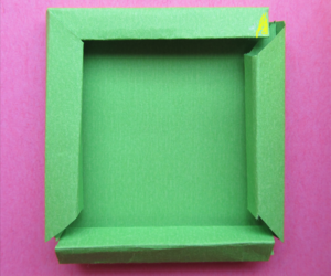 Picture Frame Cardboard Box