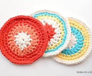 How to Make a Coaster Crochet