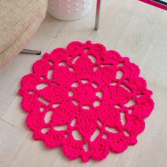 24 Creative & Useful Crochet Rug Patterns