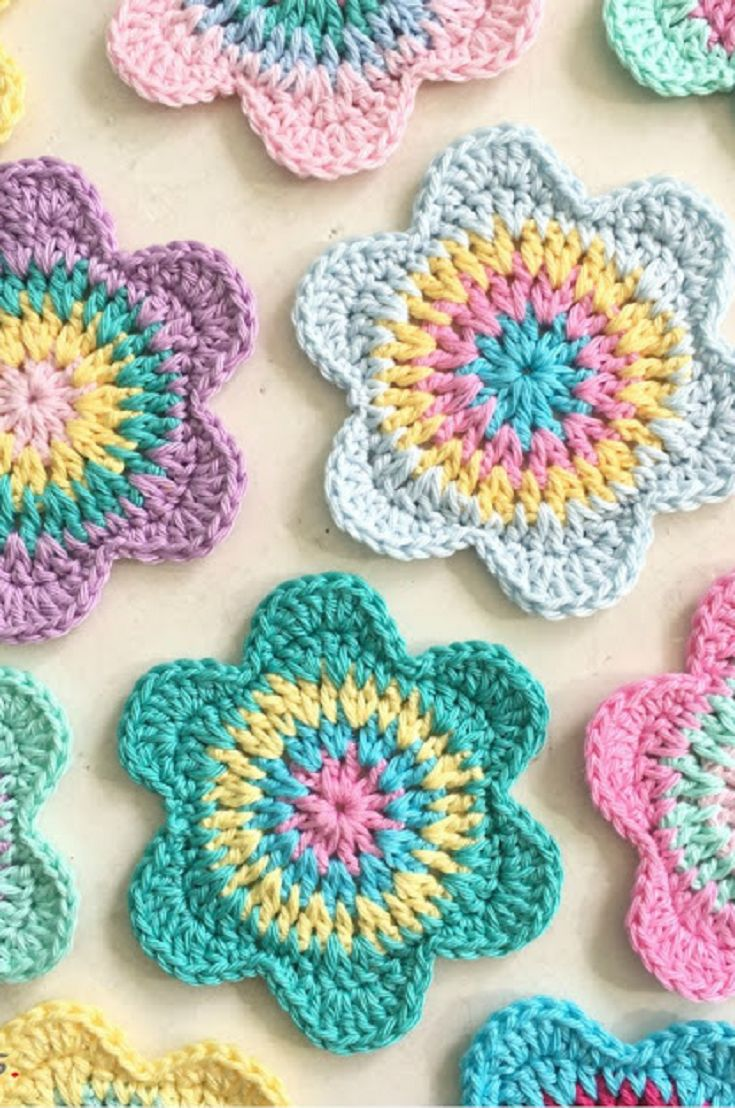 27 crochet coaster patterns to take inspiration from patterns hub crochet coaster pattern free bankloansurffo Choice Image