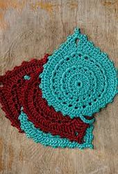 Crochet Patterns for Coaster