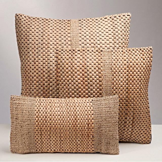 How To Make A Basket Weave Pillow : Inspiring crochet pillow patterns hub