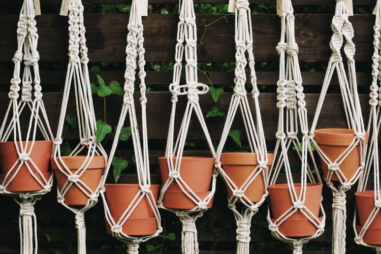 19 Macram Plant Hanger Patterns Instructions Patterns Hub