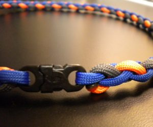 Paracord Necklace buckle