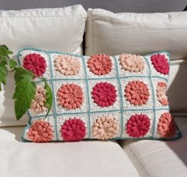 Crochet Pillow Pattern Free