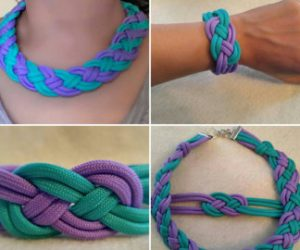 Paracord Necklace Design