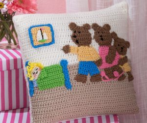 crochet pillow patterns free