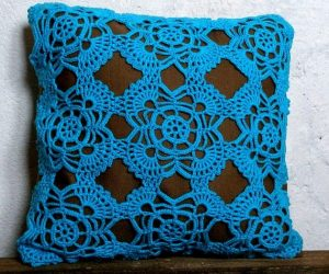 free vintage crochet pillow patterns